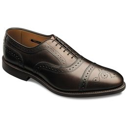 allen edmonds strand cap toe oxfords