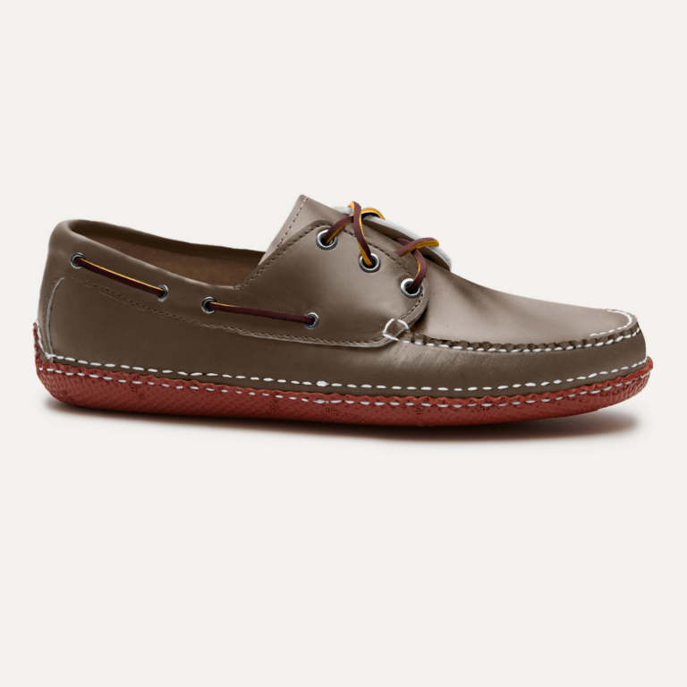 Quoddy - Casual Shoes - Boat Moc II Natural