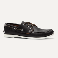 Quoddy - Casual Shoes - Classic Boat Shoe Black
