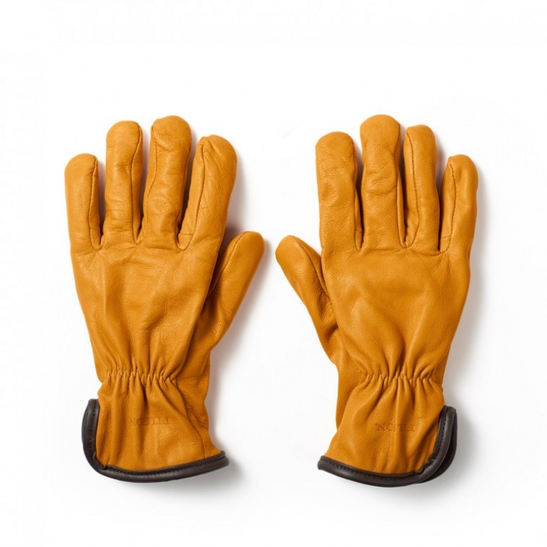 Filson - Gloves - Original Lined Goatskin Gloves