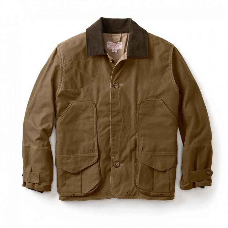 Filson - Coats & Jackets - Shelter Waterfowl-Upland Coat Tan