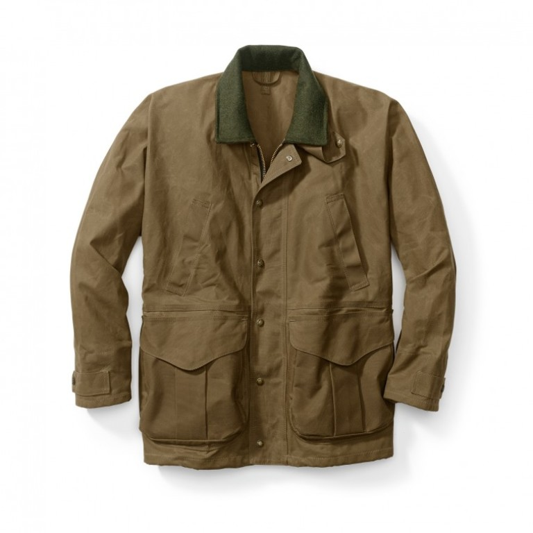 Filson - Coats & Jackets - Tin Cloth Field Jacket Tan